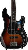 Fender American Elite Precision Bass - 3-color Sunburst, Rosewood Fingerboard