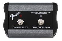 Fender Channel Select/Drive/More Drive Footswitch