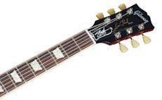 ba7b5c edited lpss00apnh neck - 2020 Gibson Slash Les Paul Standard  Guitar Anaconda Burst Limited Edition LP