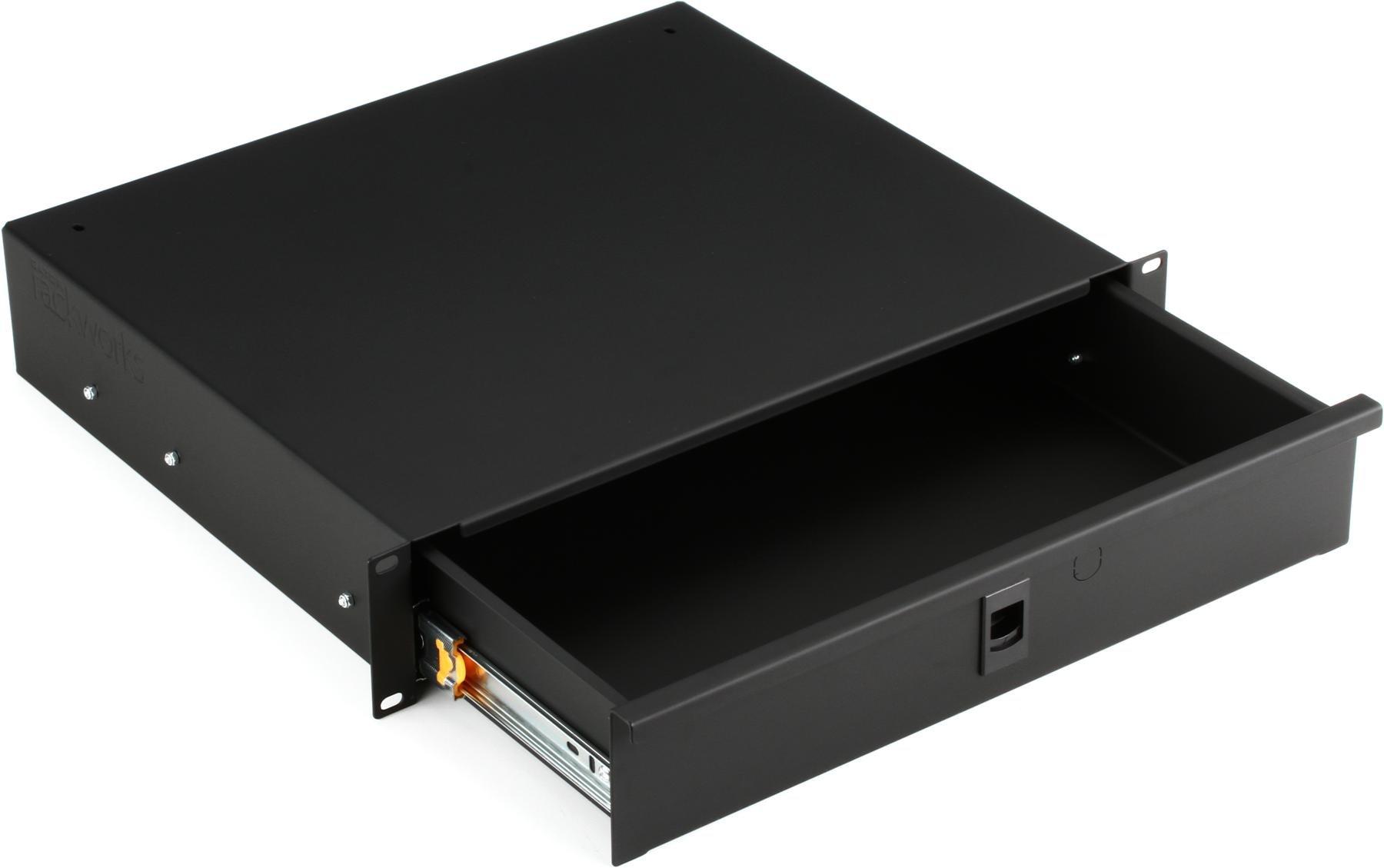 Gator GRW-DRW2 - Standard Rack Drawer - 2U
