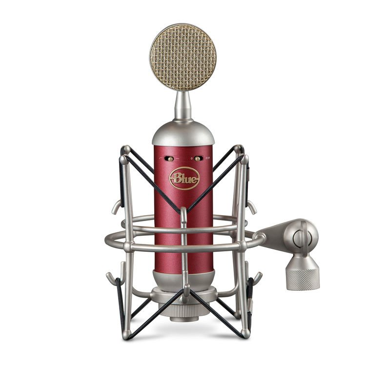 Blue Microphones Spark SL with Stand and Cable | Sweetwater