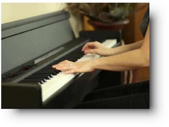 korg lp 380 digital home piano white sweetwater. Black Bedroom Furniture Sets. Home Design Ideas