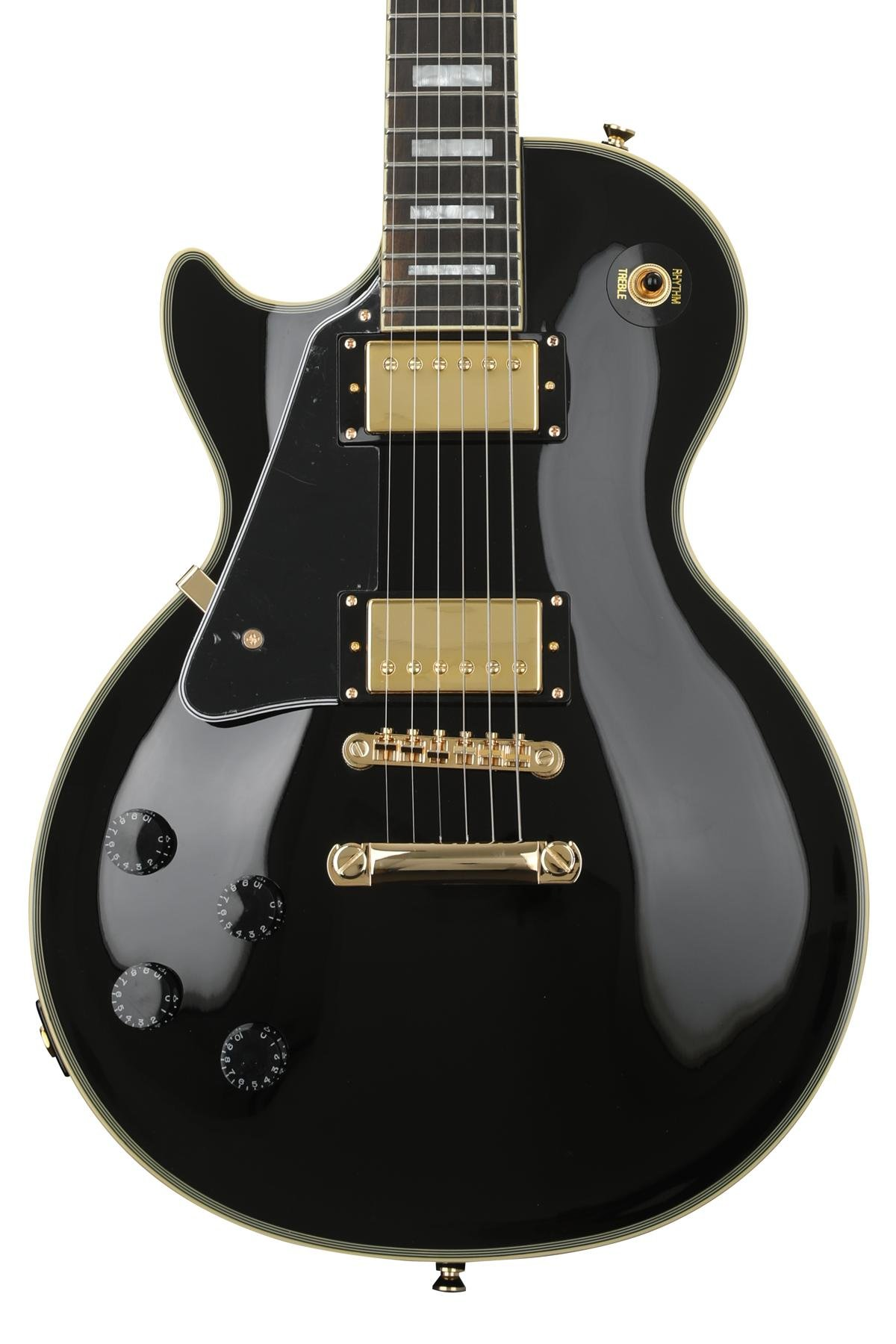 Jackson Slxlh X Series Soloist Left Handed Trans Black Sweetwater Js22 7 Wire Diagram Epiphone Les Paul Custom Pro Ebony
