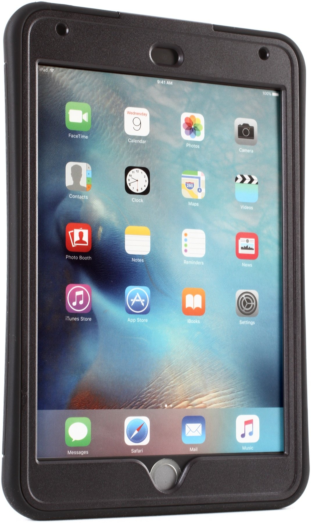buy popular dcb96 54de7 Griffin Survivor Slim for iPad mini 4 - Black | Sweetwater