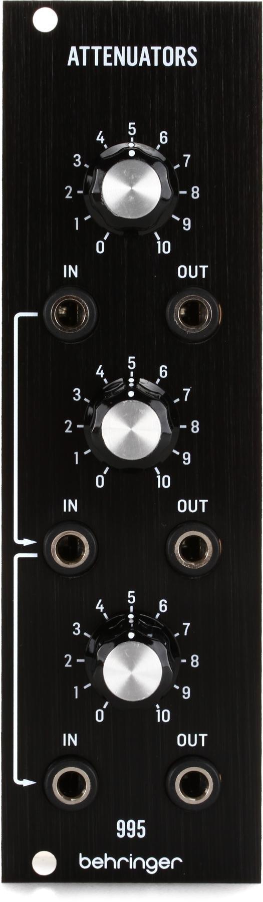 Behringer CP35 Attenuators Module