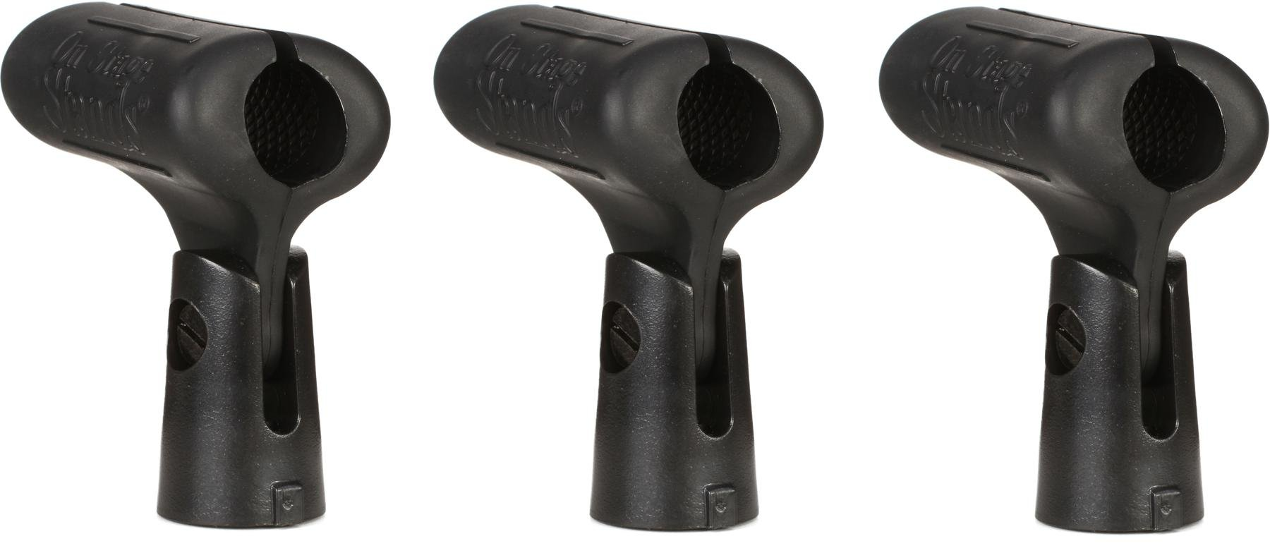 On-Stage Stands MY110 Unbreakable Dynamic Wireless Mic Value Bundle 5-pack