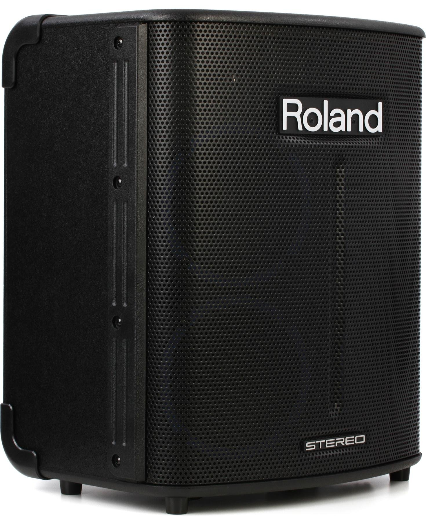 Roland Ba 330 Sweetwater Amplifier Mono Subwoofer Bass Speaker Amp W Cable Wiring Kit Ebay Image 1