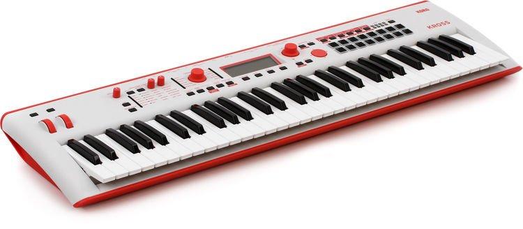 Korg Kross 2-61 61-key Synthesizer Workstation - Limited