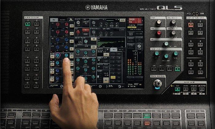 YAMAHA QL1 DIGITAL MIXER WINDOWS 10 DRIVER DOWNLOAD