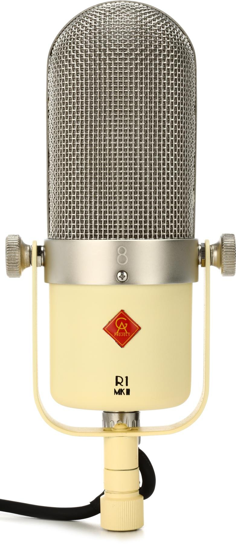 Golden Age Project R1 Mkii Ribbon Microphone Sweetwater Theremin World Topic A Digital From Glaacuk Image 1