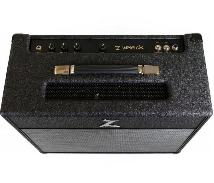 dr z z wreck 112 30 watt 1x12 tube combo amp sweetwater. Black Bedroom Furniture Sets. Home Design Ideas