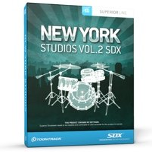 Toontrack New York Studio Legacy Series Vol. 2 (download)
