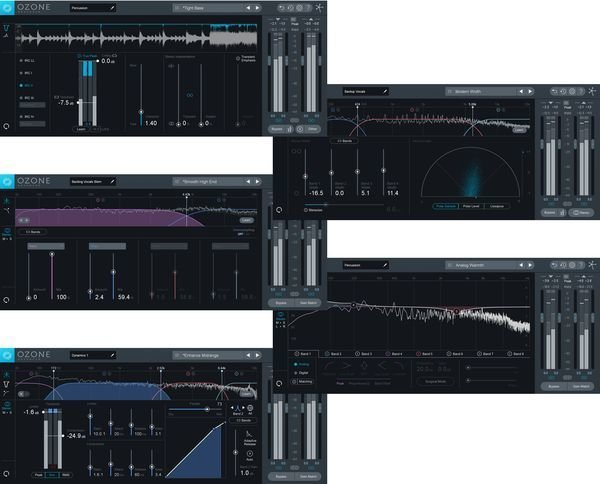 iZotope O8N2 Bundle - Crossgrade from iZotope Advanced Product