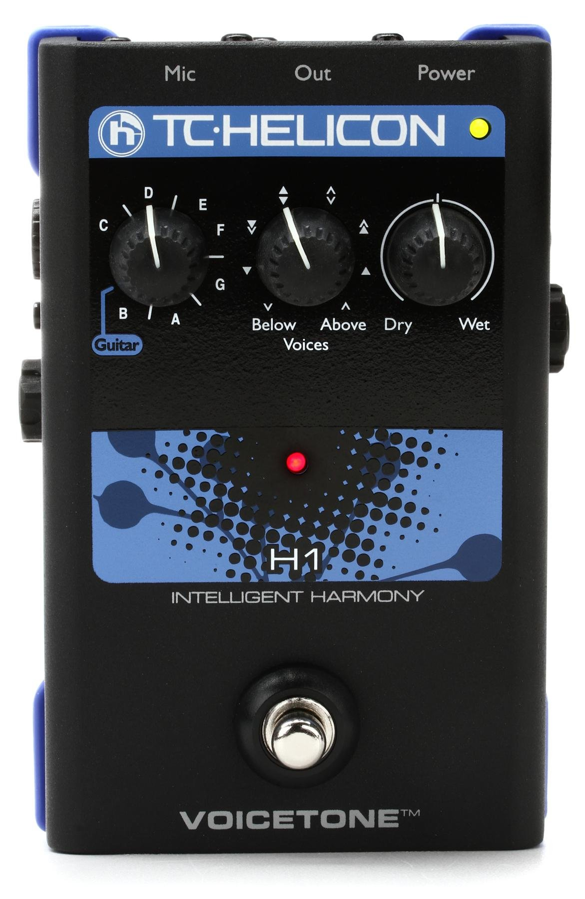 Tc Helicon Voicetone H1 Sweetwater