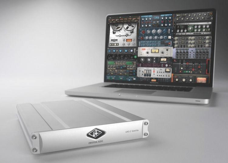 Universal Audio : UAD-2 Satellite QUAD Core - Muzic Craft