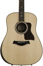 Taylor 810e DLX - Rosewood back and sides