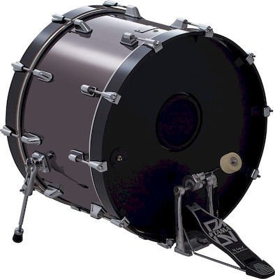 roland electronic bass drum with trigger 22 sweetwater. Black Bedroom Furniture Sets. Home Design Ideas