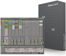 Ableton Live 9 Suite - Upgrade from Live Lite (boxed)