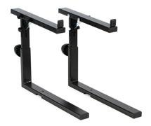 K&M Stacker for Omega Stand - Black