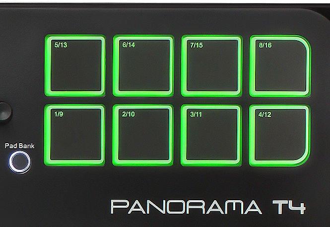 Nektar Panorama T4 Keyboard Controller   Sweetwater