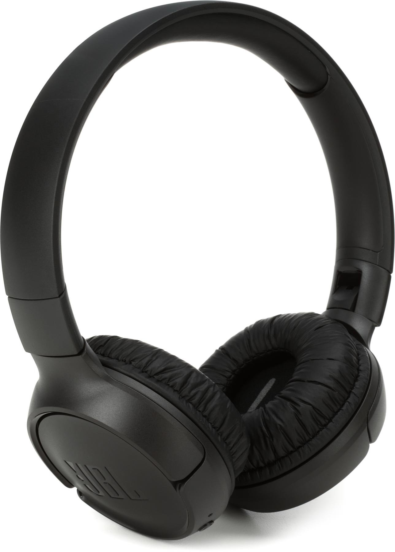 Jbl Lifestyle Tune 500bt On Ear Bluetooth Headphones Black Sweetwater