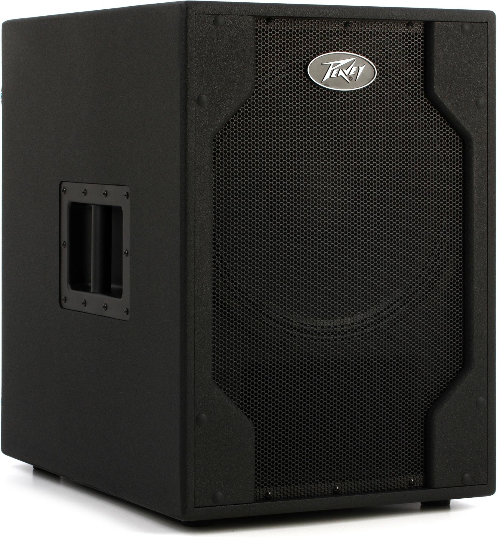 Peavey Pvxp 800w 15 Powered Subwoofer Sweetwater Wiring Diagram Free Picture Image 1