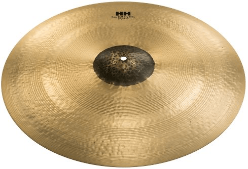sabian 21 hh raw bell dry ride cymbal sweetwater. Black Bedroom Furniture Sets. Home Design Ideas