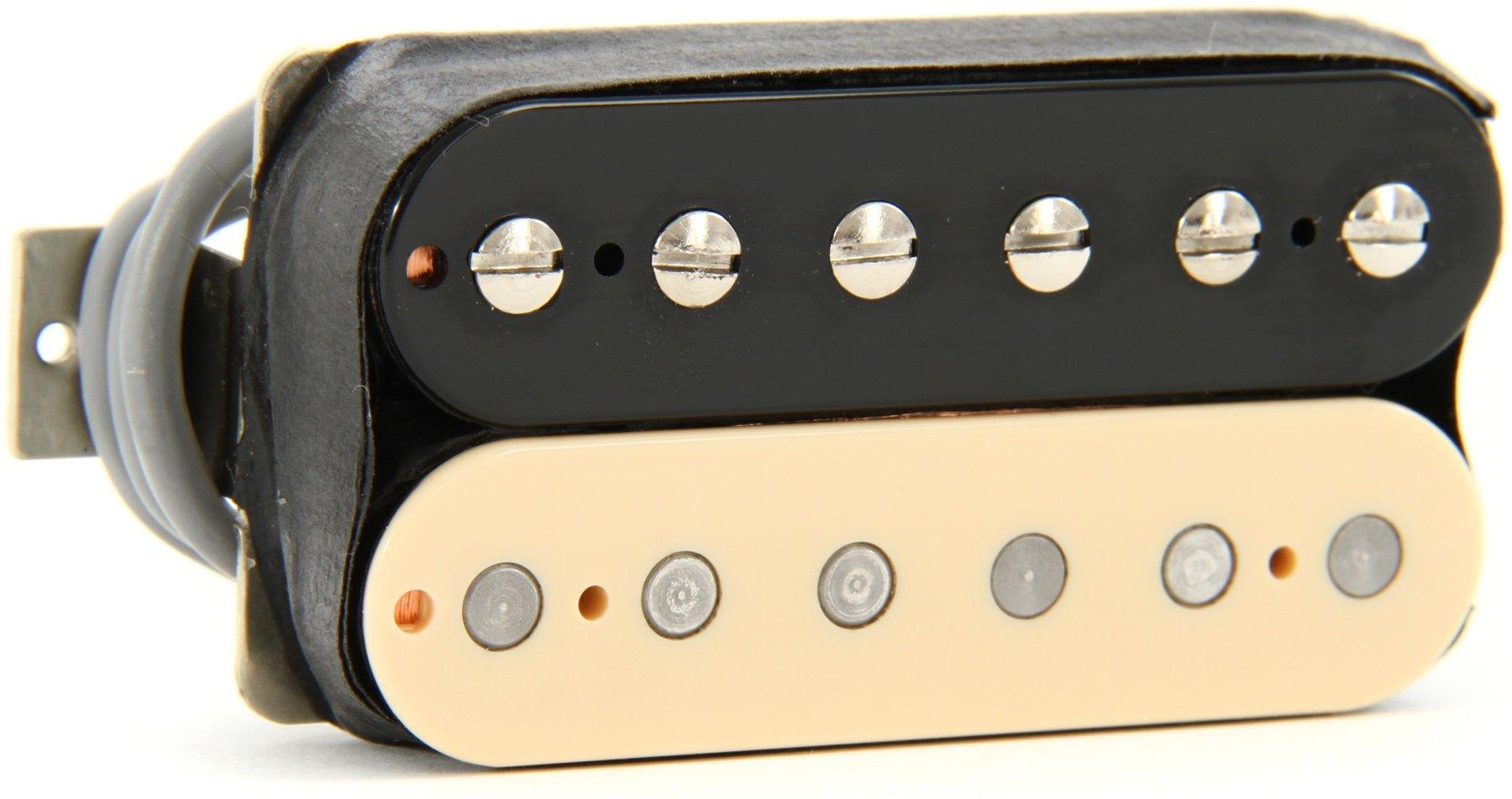 Gibson Accessories Dirty Fingers Pickup Neck Or Bridge 4 Emg H4a Wiring Diagram 500t Super Ceramic Zebra Conductor