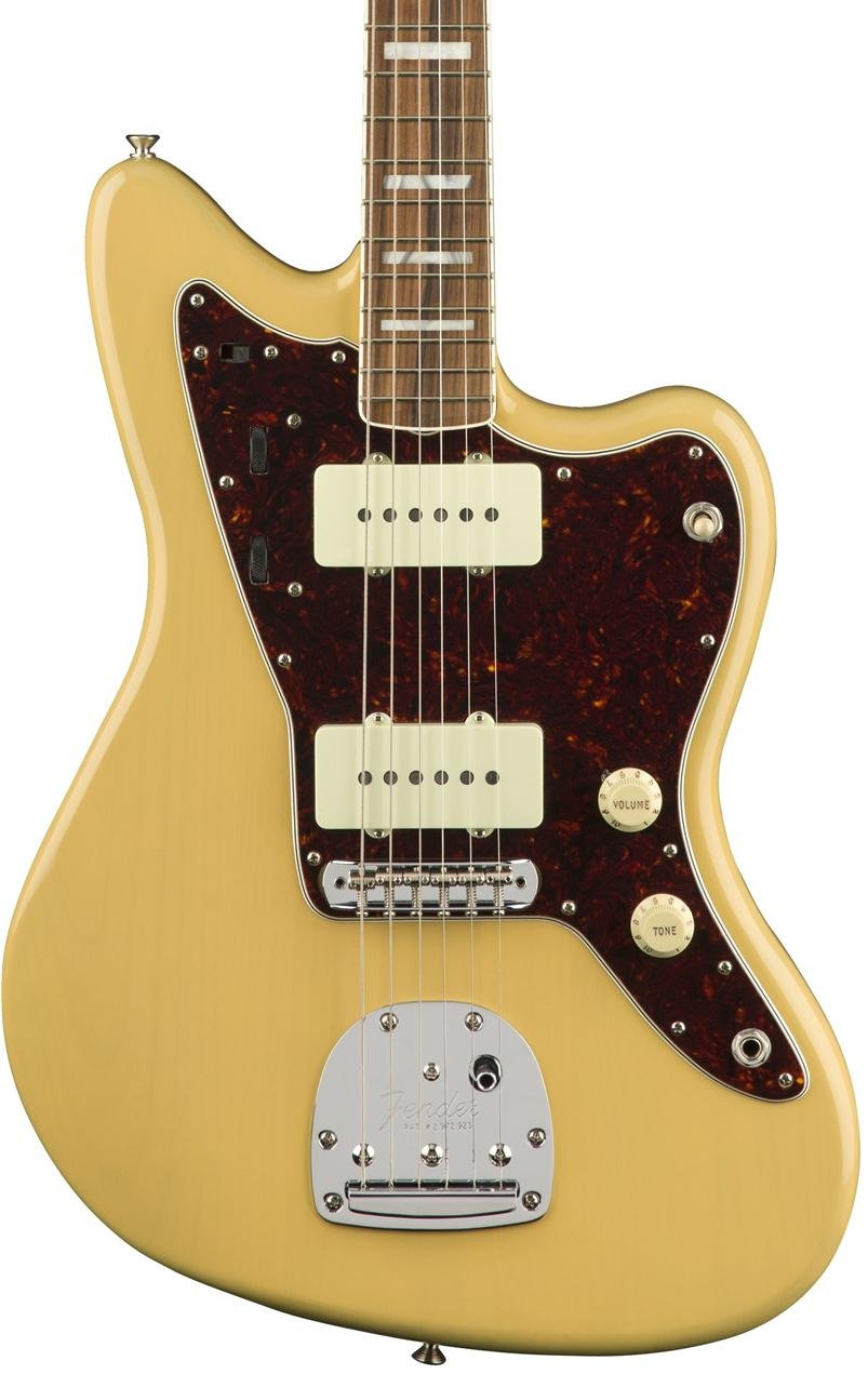 Fender Limited Edition 60th Anniversary Classic Jazzmaster Vintage Blonde Image 1