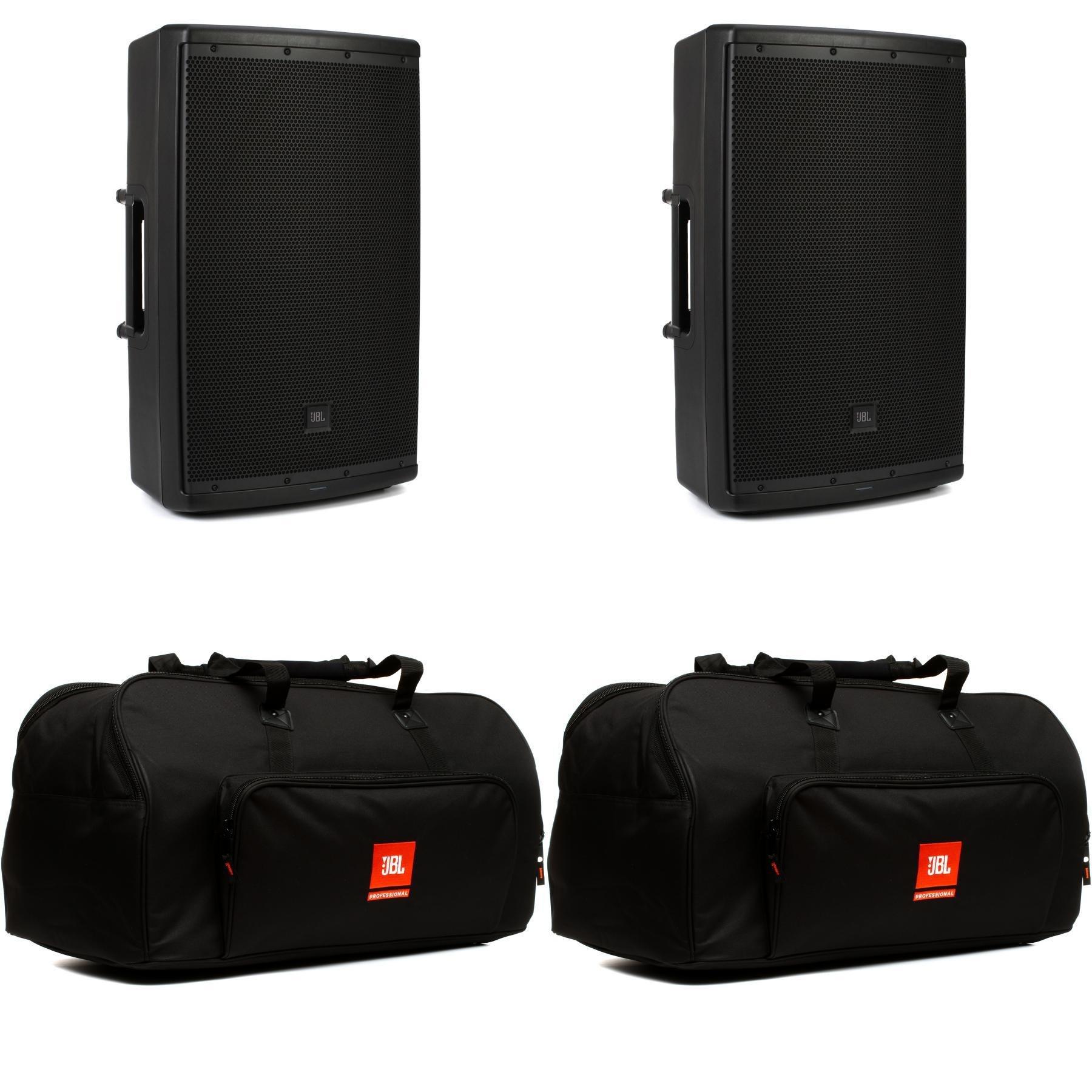 JBL EON615 Speaker Pair with Bags image 1 de3ad099b89