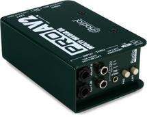 Radial ProAV2 2-channel Passive A/V Direct Box