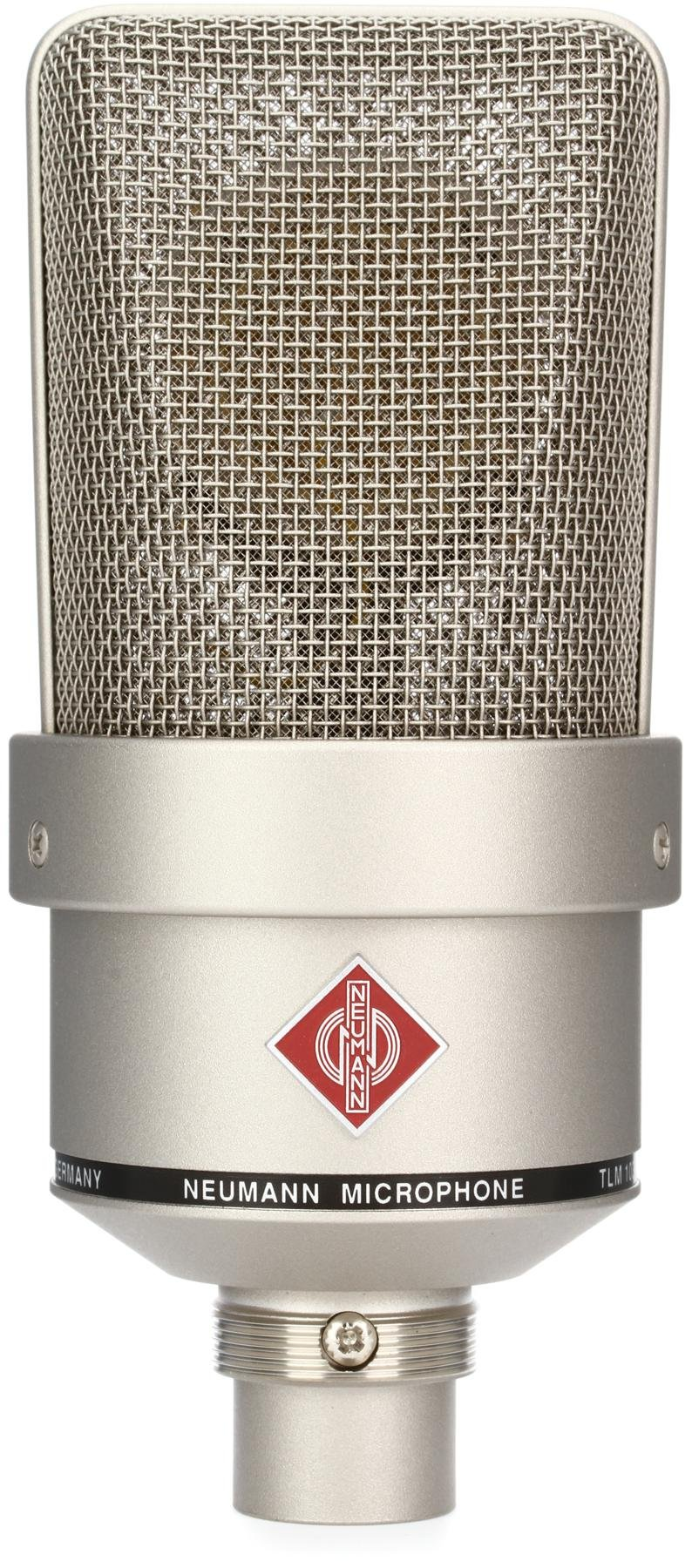 Neumann Tlm 103 Large Diaphragm Condenser Microphone Nickel Theremin World Topic A Digital Project From Glaacuk Image 1