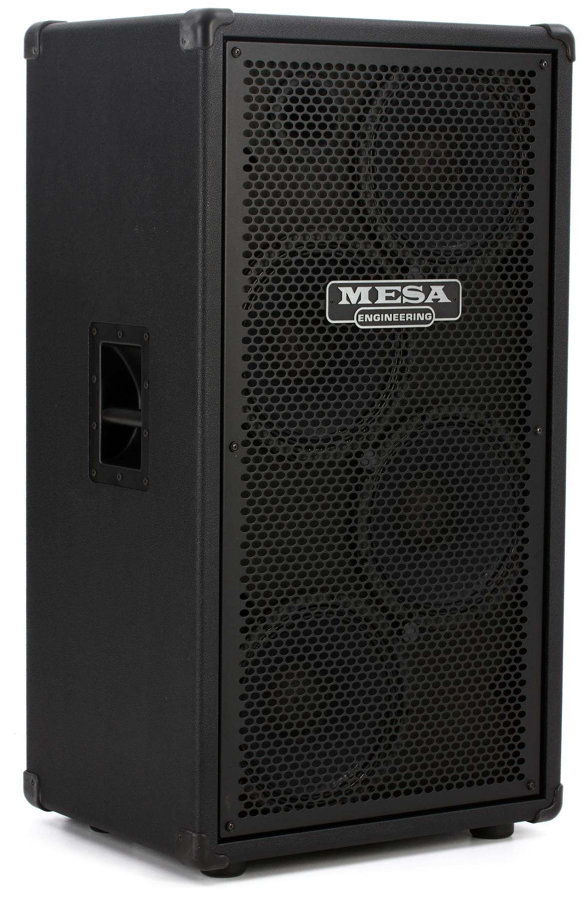 Mesa Boogie Powerhouse Bass Cabinet 4x12 4 Ohm Sweetwater Insanity Can Be Yours 1500w Ohms Power Amplifier Image 1