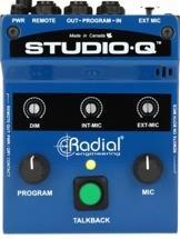 Radial Studio-Q Desktop Cue & Talkback Controller