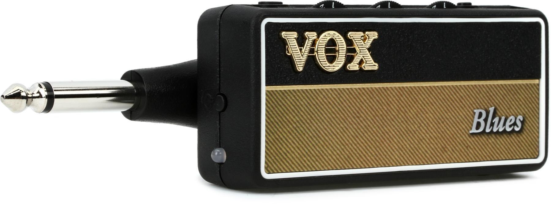 Vox Amplug 2 Ac30 Headphone Guitar Amp Sweetwater Input Jack Wiring Blues