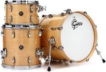 Gretsch Drums Renown 3-piece Jazz Shell Pack - Gloss Natural