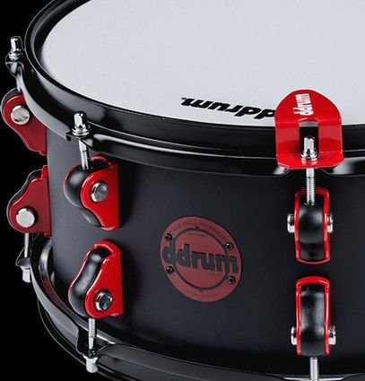 ddrum Hybrid Snare Drum with Trigger - 6
