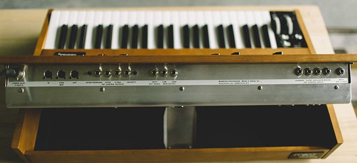 Moog Minimoog Model D Analog Synthesizer | Sweetwater