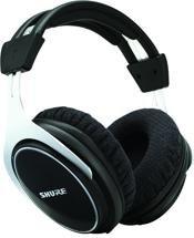 Shure SRH1540 Closed-back Mastering Studio Headphones