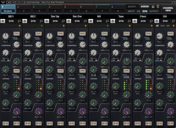 Waves CLA MixHub Plug-in | Sweetwater