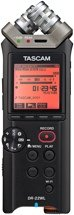 TASCAM DR-22WL Portable Recorder with Wi-Fi