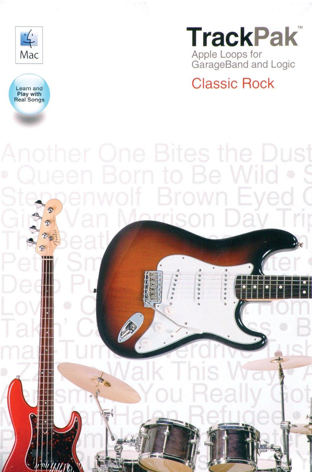 Hal Leonard Classic Rock Trackpak Sweetwater