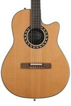 Ovation Legend Classical/Nylon - Natural Gloss