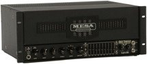 Mesa/Boogie Bass Strategy Eight:88 - 465-Watt Bass Head - Rackmount