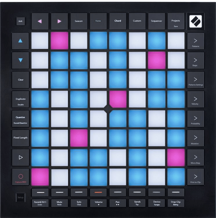 Novation LaunchPad Pro Performance Controller With Ableton Live Lite Software