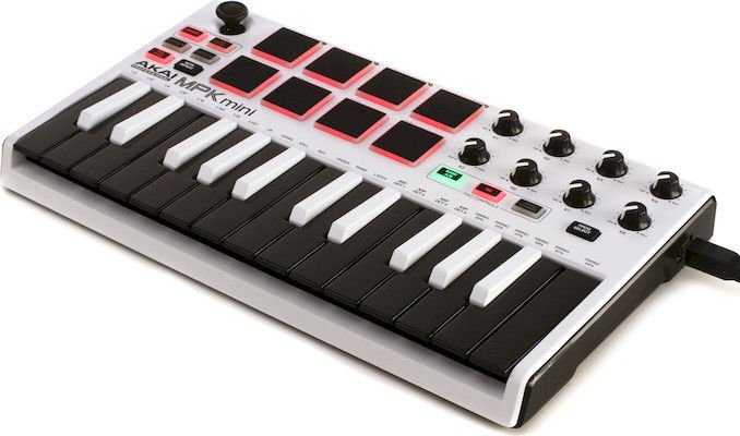 Akai Professional MPK Mini mkII Keyboard Controller - Limited
