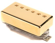 Gibson Accessories Burstbucker Type 1 Pickup - Gold, Neck or Bridge, 2-Conductor