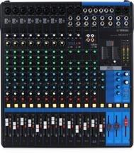 Yamaha MG16XU Mixer with USB and FX