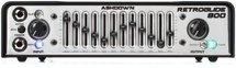 Ashdown Retroglide-800 800-Watt Lightweight Bass Head with 12-Band Graphic EQ