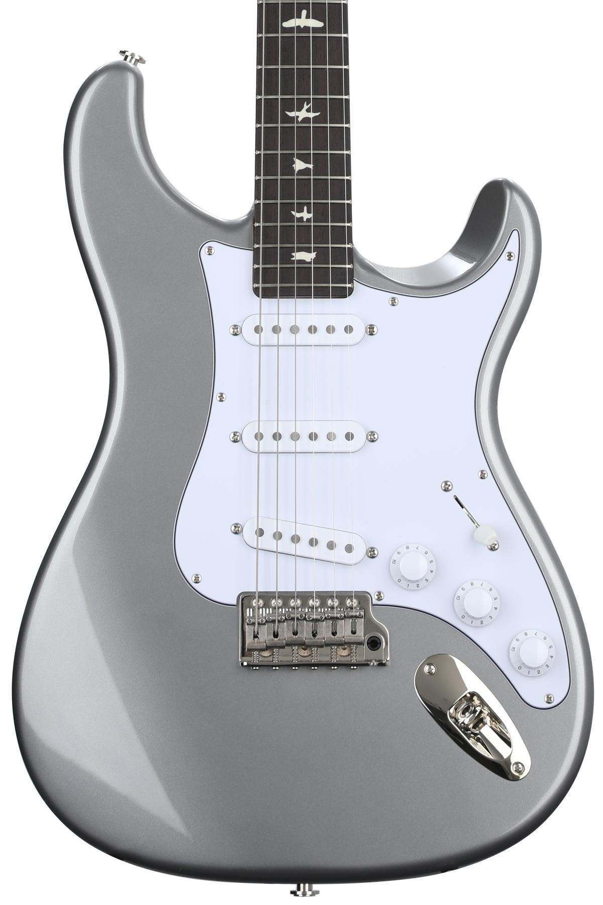 Prs John Mayer Silver Sky Tungsten Sweetwater Guitar Image 1